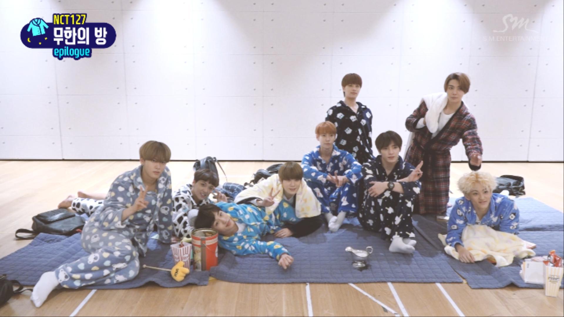[무한의 방] NCT 127's LIMITLESS ROOM Last Episode