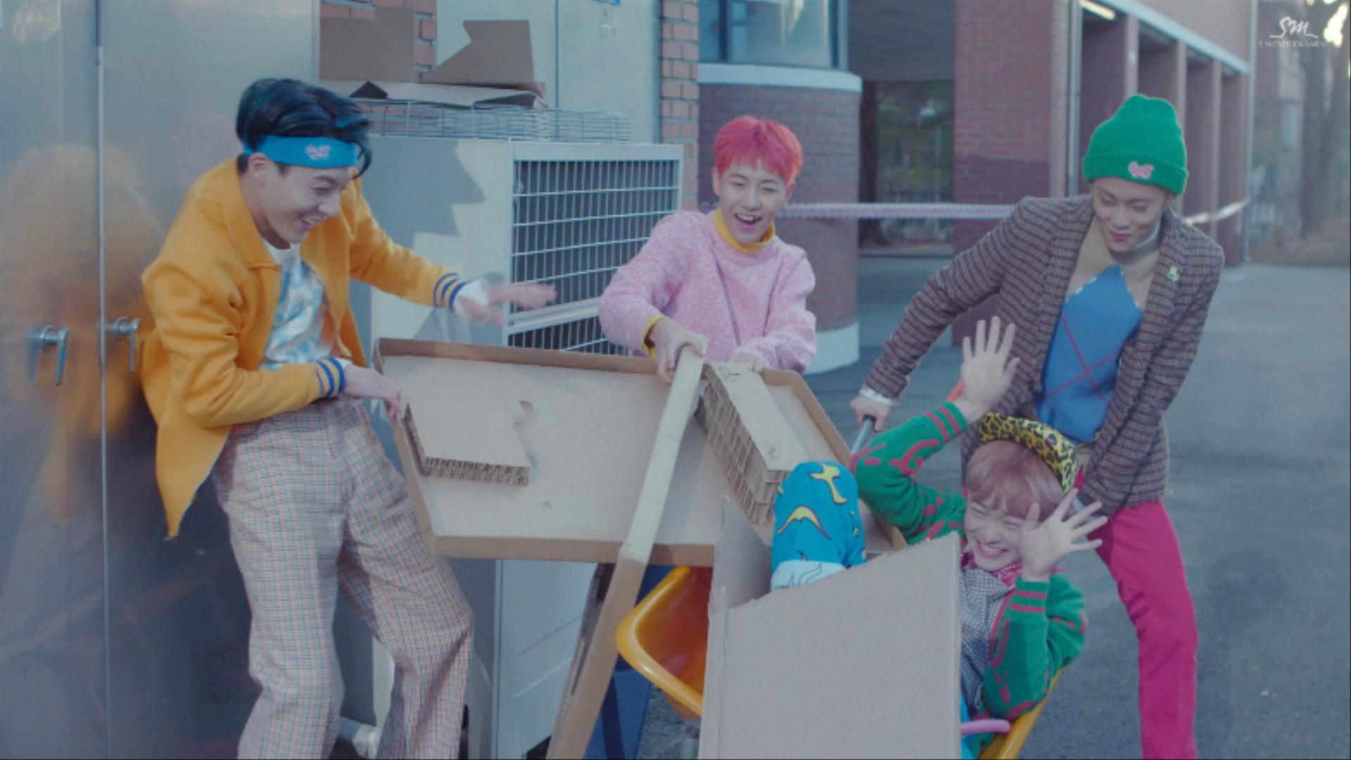 NCT DREAM_마지막 첫사랑 (My First and Last)_Music Video