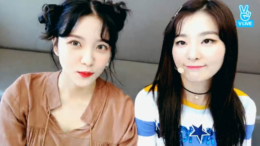 [Red Velvet] 다시보는 옒쓸의 먹방타임💛💜(Yeri&Seulgi's mokbang highlight)