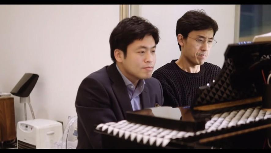 [예고] 김정원의 V살롱콘서트 2회<피아니스트 김선욱> Julius Kim's V Salon Concert <Pianist SunWook Kim>