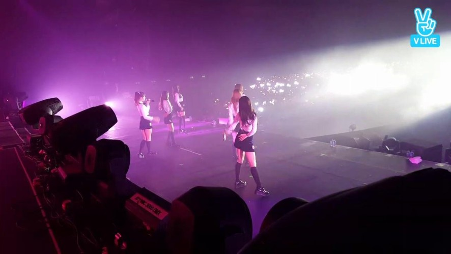 Apink Broadcast(in HongKong)