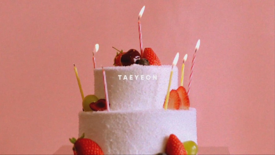 TAEYEON 태연_'My Voice' Highlight Clip #3
