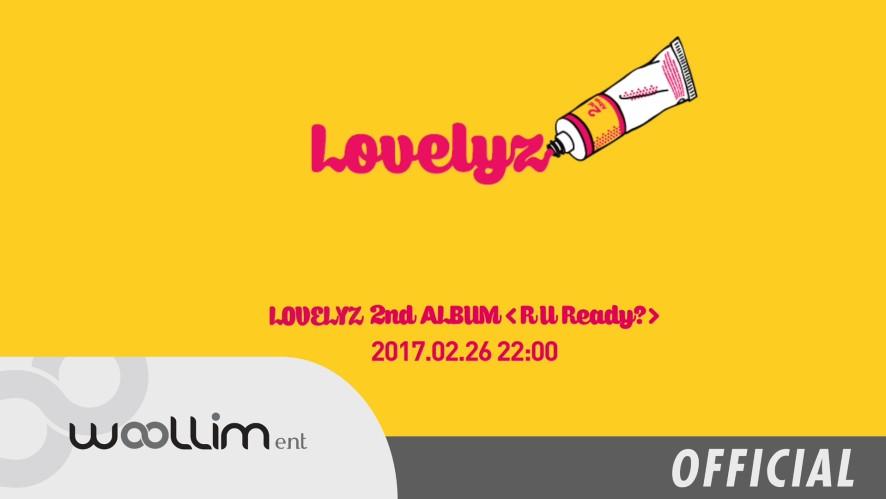 """러블리즈(Lovelyz) """"R U Ready?"""" Album Preview"""