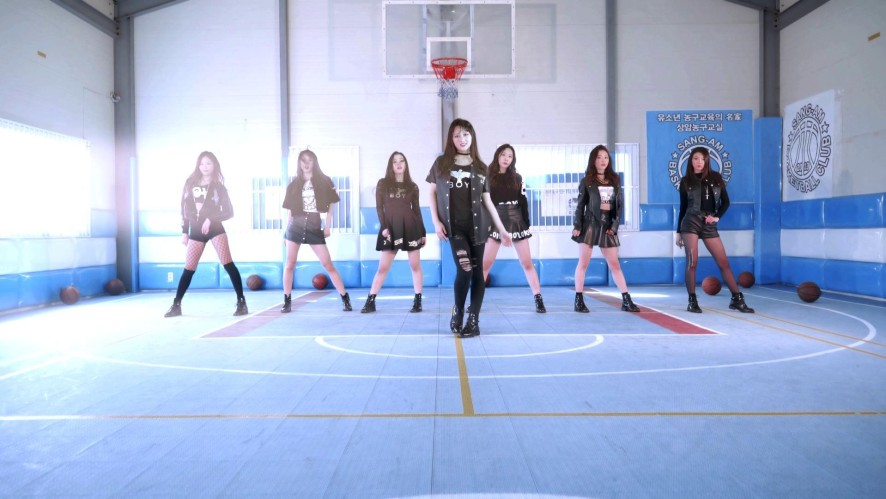 [Special Clip] Dreamcatcher(드림캐쳐) _ Lucky Strike