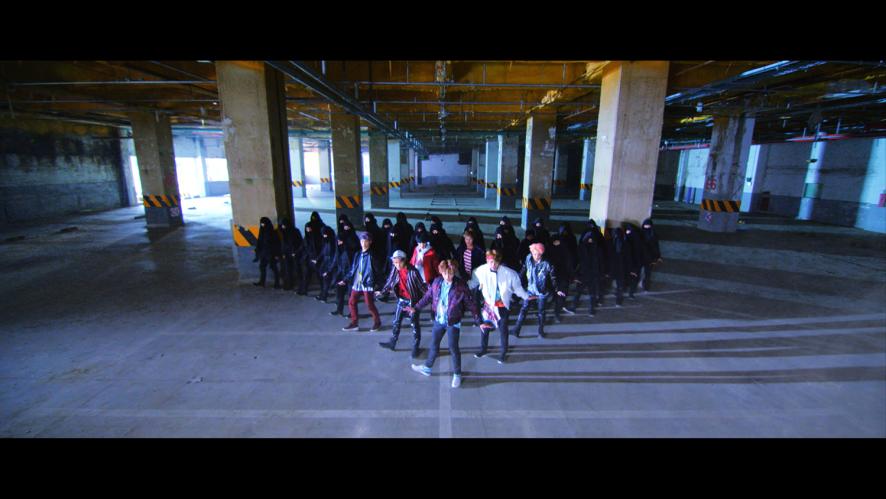 BTS 'Not Today' MV (Choreography Version)