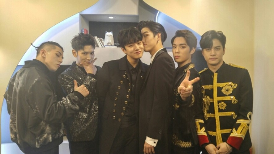 'CROSS GENE' Came from the Star !