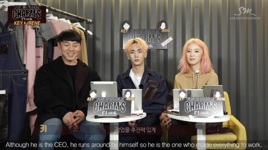 KEY X IRENE_FASHIONABLE CHARM'S 1st Look_3화 (최종화)