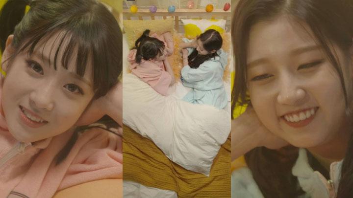 [REPLAY]Lovelyz Yu Ji-Ae & Jeong Ye-In's LieV - 러블리즈 유지애&정예인 눕방라이브!