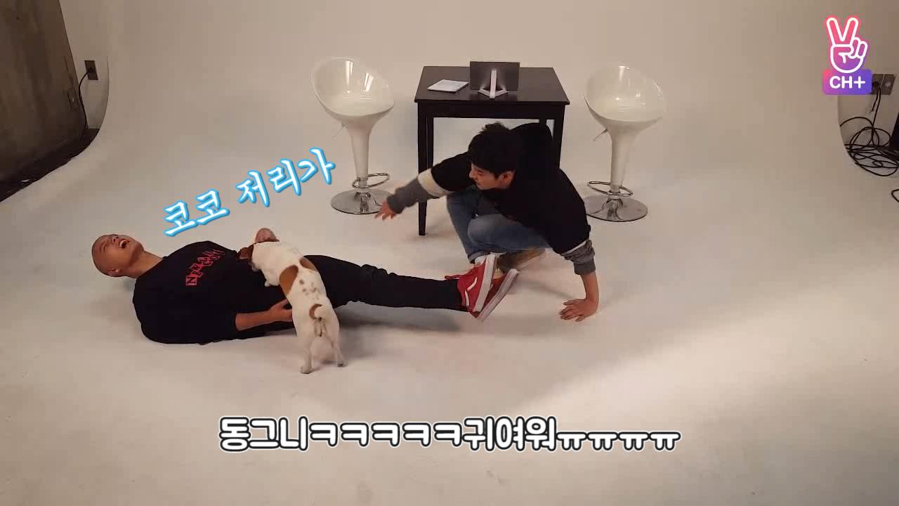 [자막용] BTOB TALK #01 - 프니엘 > ?