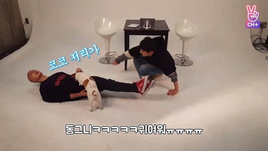 [CH+ mini replay]  BTOB TALK #01 - 프니엘 > ? BTOB TALK #01 - Peniel > ?
