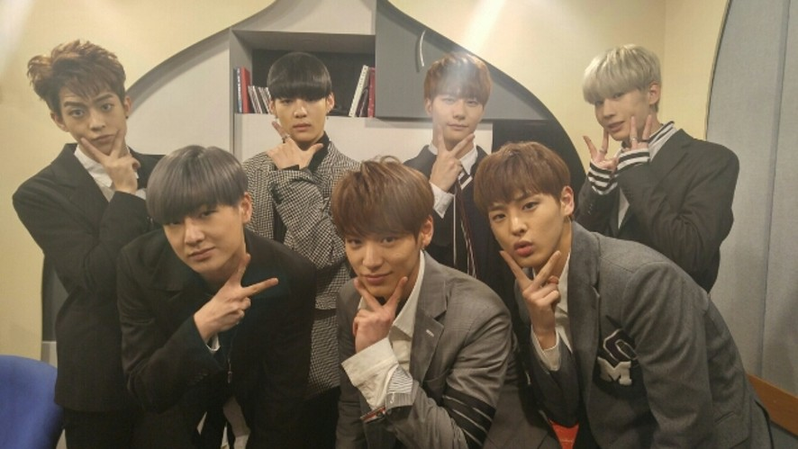 'VICTON' Came from the Star !