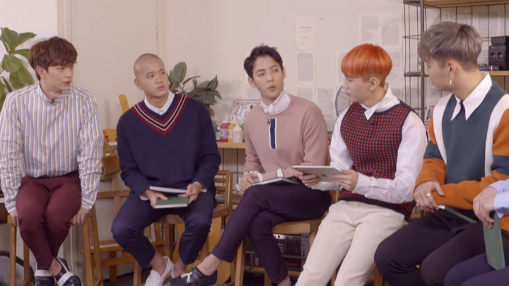 [REPLAY] 비투비의 'Like A Movie'