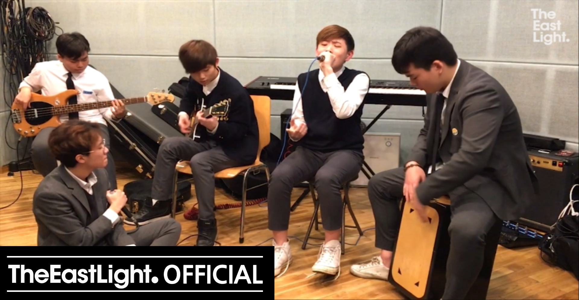 TheEastLight. - Spring Day  (BTS Cover)