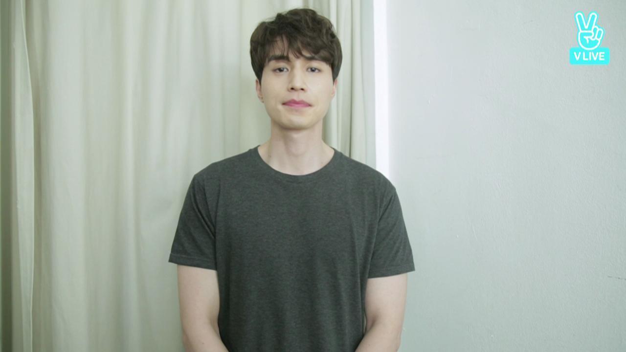 이동욱 (Lee Dong Wook) V 채널 OPEN!