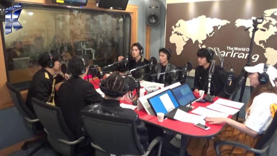 [Sound K] 크로스진 (CROSS GENE) Interview 2