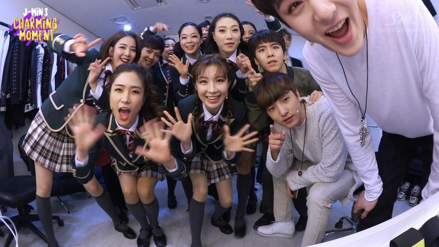 [제이민] J-Min's Charming Moment vol. 0.5