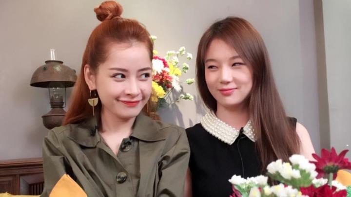 Chi Pu & Sarah - Thử Thách Cực Đại (치푸 & 사라)