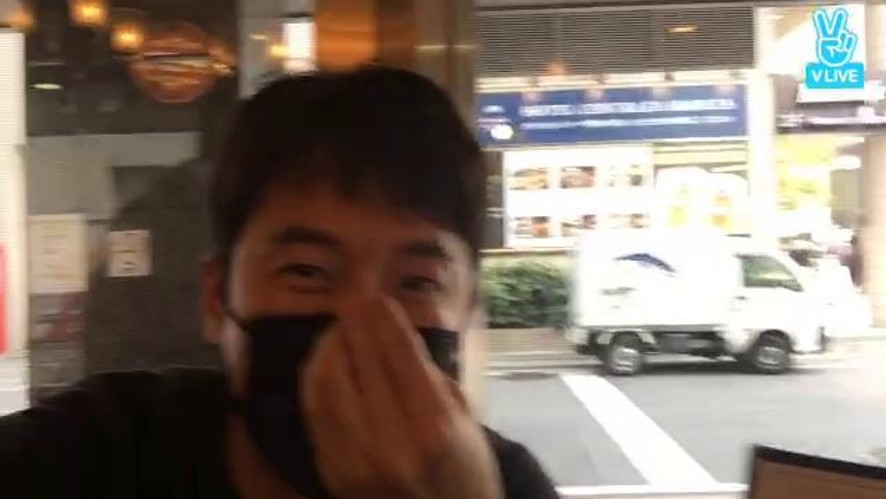 통하는 여행-촬영마치고 후쿠오카(최필립)