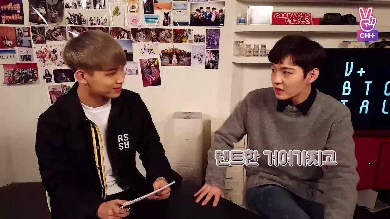 [자막용] BTOB TALK #02 - 현식 > ?