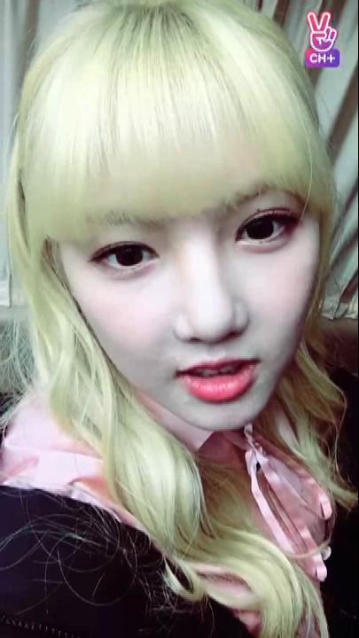 [자막용] 여자친구 (GFRIEND) 팬싸 전 기습 라이브