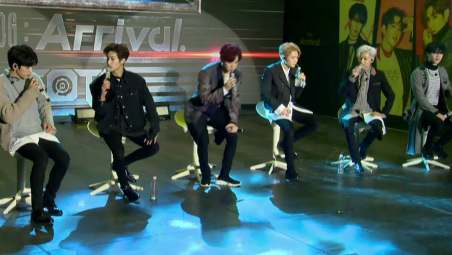[REPLAY] GOT7 <FLIGHT LOG : ARRIVAL> THE FIRST STAGE