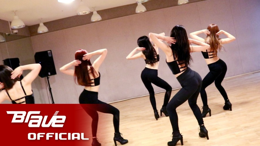 브레이브걸스 (Brave Girls) - 롤린 (Rollin') Dance Practice Video (Back ver.) Teaser