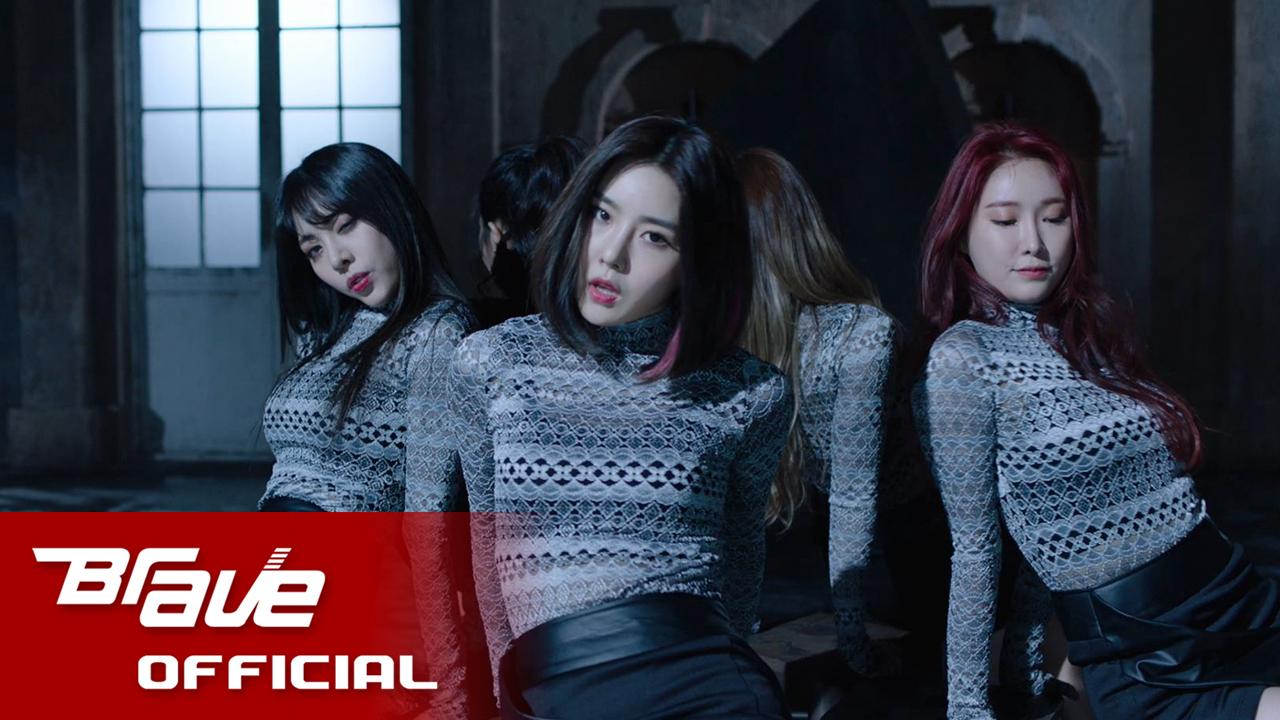 [MV] 브레이브걸스 (Brave Girls) - 롤린 (Rollin') (Clean ver.)