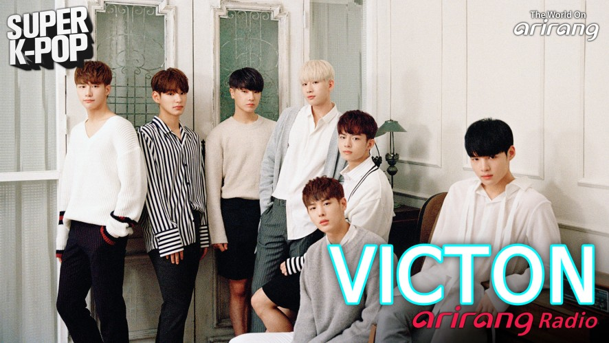 Arirang Radio (Super K-Pop/ VICTON)
