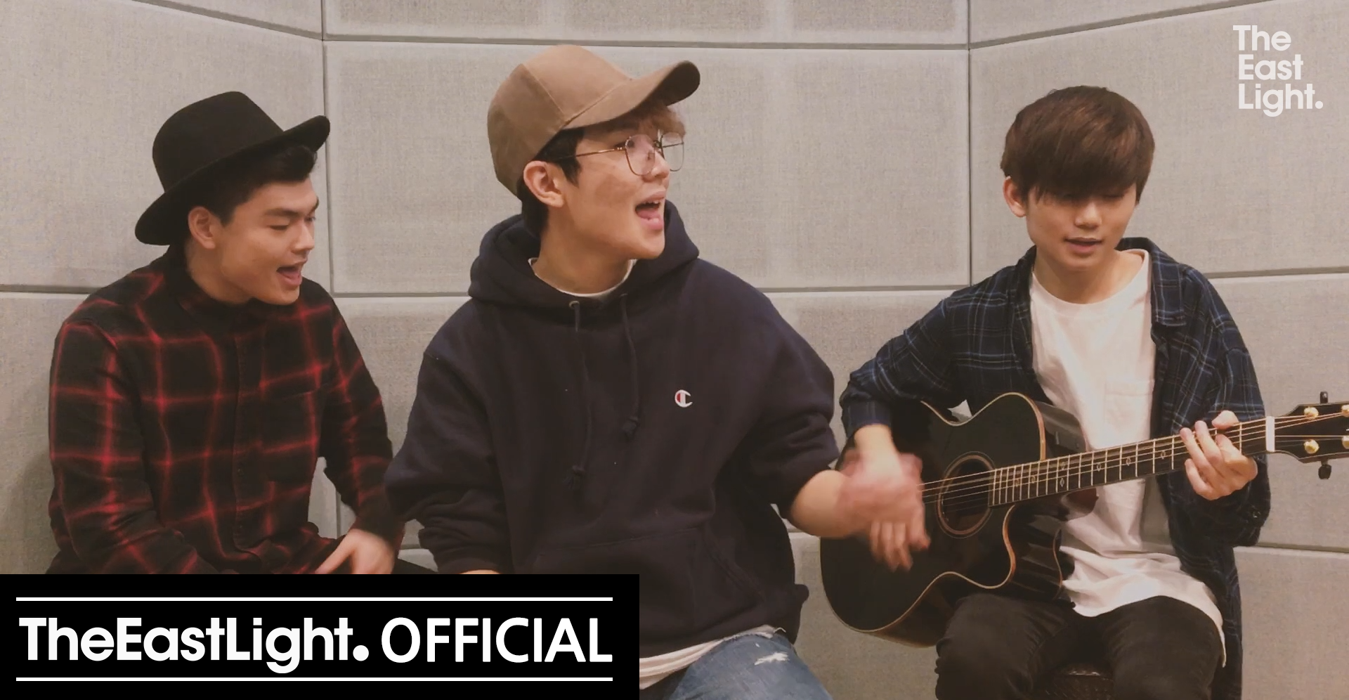 TheEastLight. Seokchel & Eunsung & Junwook - The Song (Zion. T Cover)