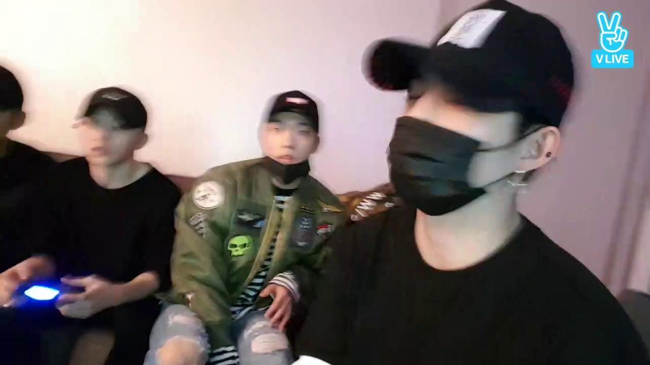[SEVENTEEN] 쿱스의 24시간 꺼지지 않는 작업실 습격