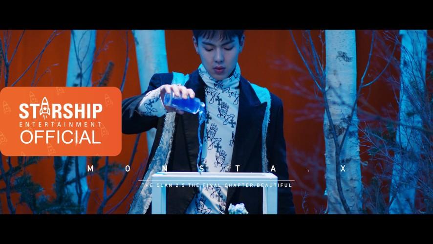 [Teaser] 몬스타엑스 (MONSTA X) - 아름다워 (Beautiful)