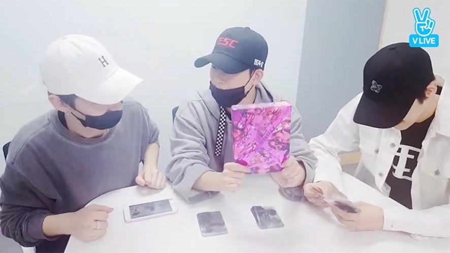 [MONSTA X] 몬엑이들이 알려주는 🆕투명포카 사용법 (MONSTA X introducing about their new photo cards)