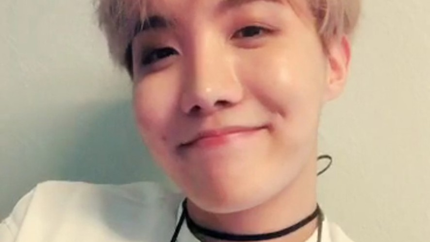 "[CH+ mini replay] 홉이의 채플라 ""와쌉케이콘"" J-Hope ""What's up KCON"""