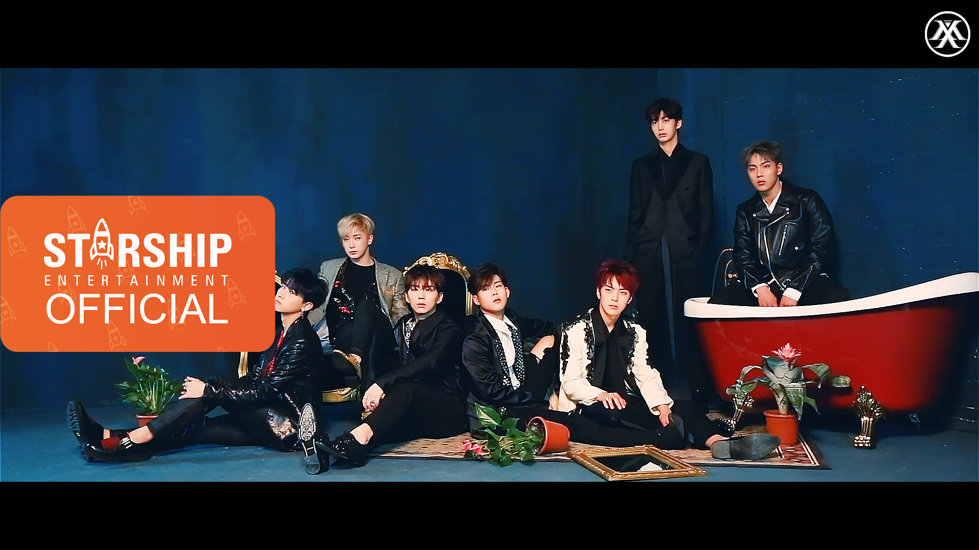 [Making film] 몬스타엑스(MONSTA X)_THE CLAN pt 2.5 Beautiful JACKET
