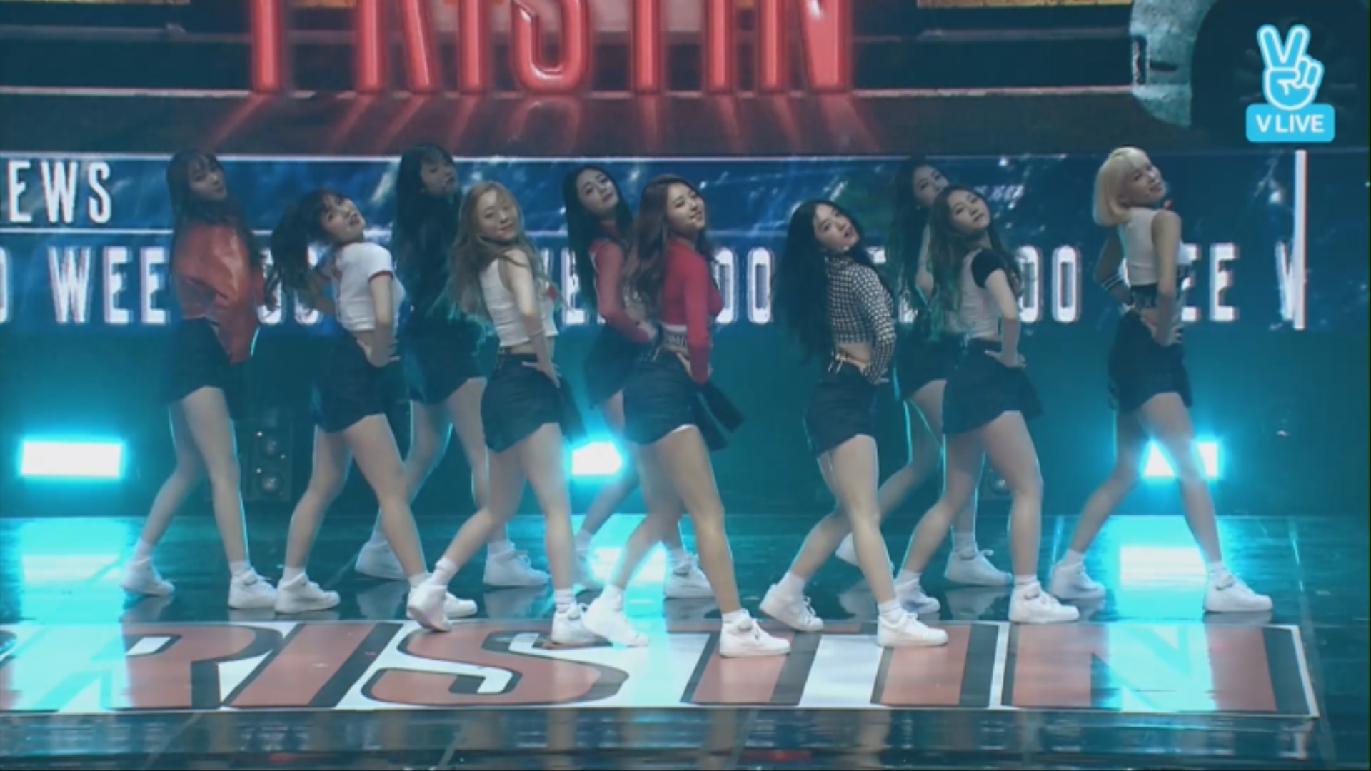 [REPLAY] PRISTIN DEBUT SHOWCASE 'HI! PRISTIN'