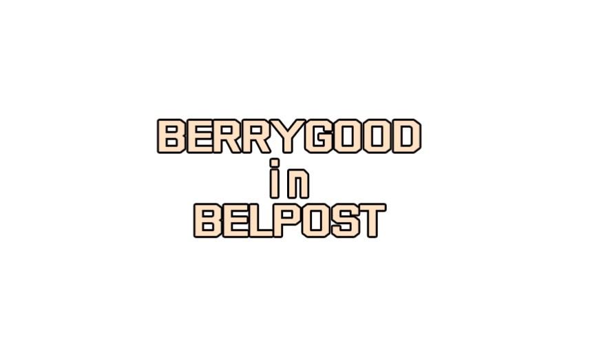 베리굿(Berrygood) - BERRYGOOD IN BELPOST 2