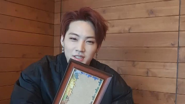 [자막용] JB의 'Never Ever' Puzzle Time