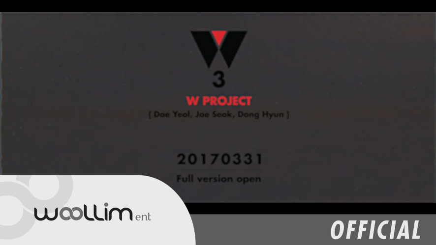 W PROJECT 대열, 재석, 동현 Performance Preview