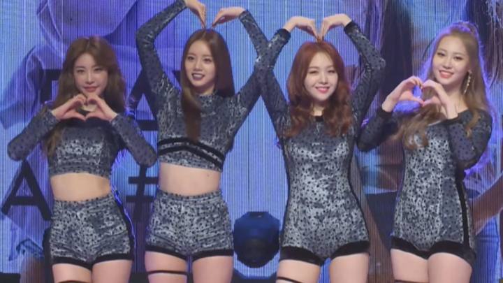 [REPLAY] GIRL'S DAY EVERYDAY #5 발매기념 쇼케이스
