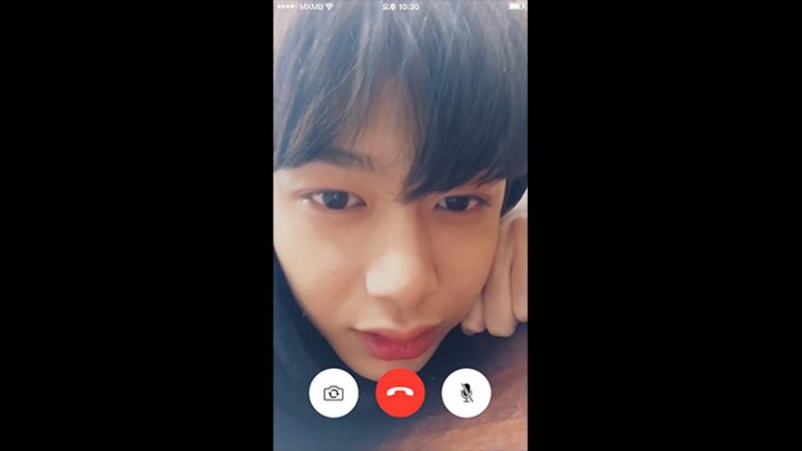 """[영상통화] 형원 - """"넌 너무 아름다워"""""""