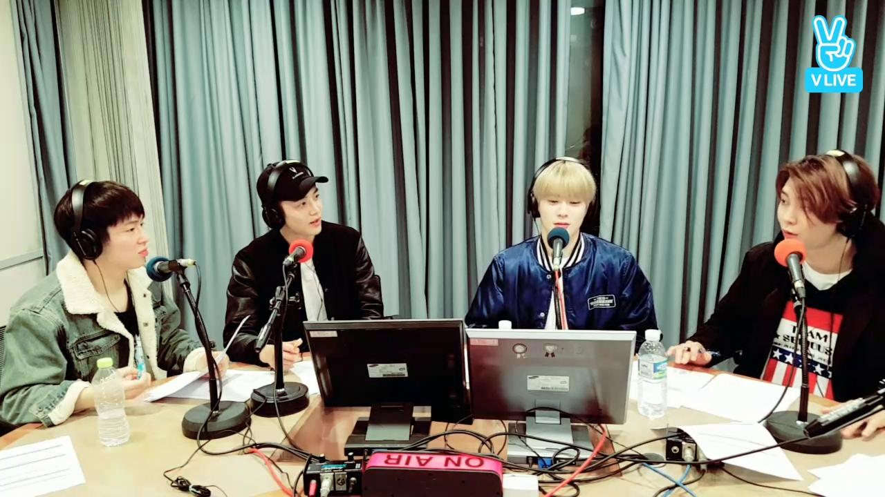 NCT의 night night!'s Broadcast