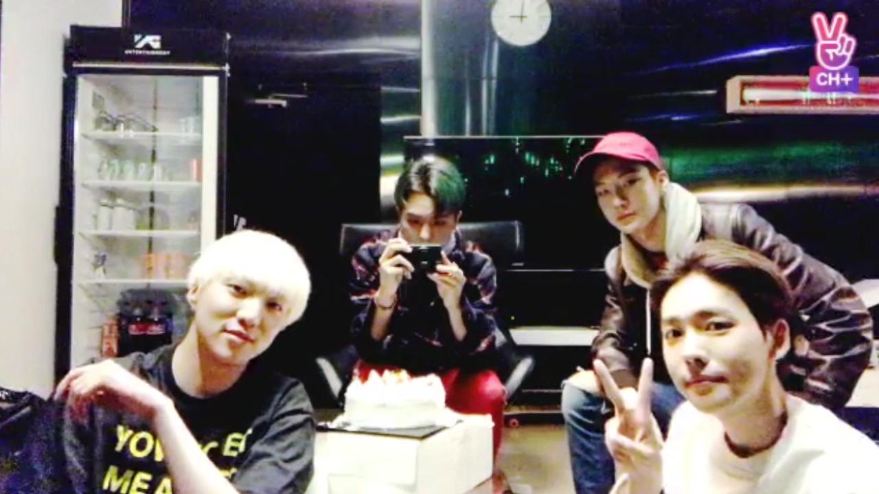 [CH+ mini replay] 미노 생파  MINO's birthday party