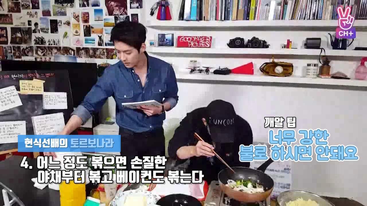 [자막용] BTOB TALK #05 - 민혁 > ?