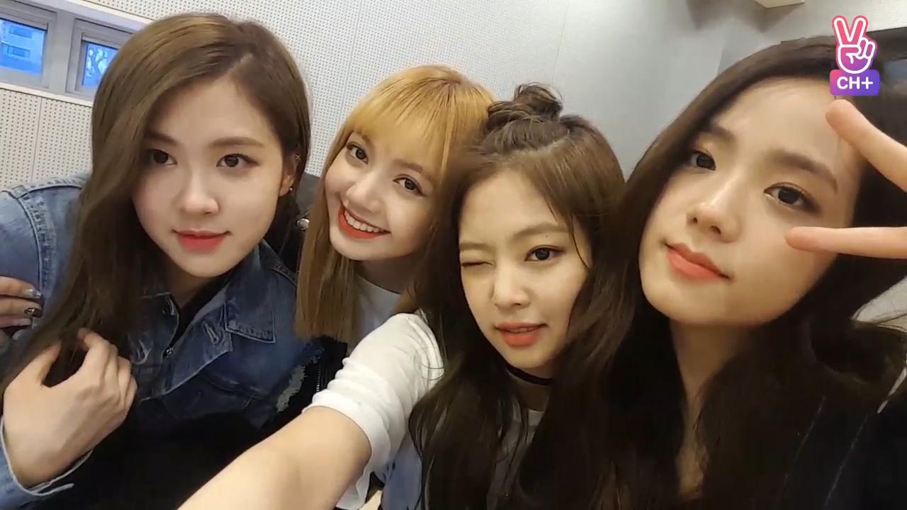 [CH+ mini replay] 양블핑의 뽑기+블핑의 이른 저녁(배고파)♡+블핑이지롱♡+블핑 마무리*(^.^)*♡ (BLACKPINK'S DAY)