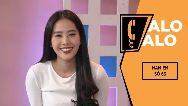 Alo Alo - Số 63 | Nam Em và Khởi My song ca siêu hay | Gameshow Hài Hước Việt Nam