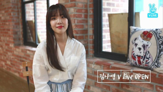 [KIM NA YOUNG(김나영)] V Channel Open!