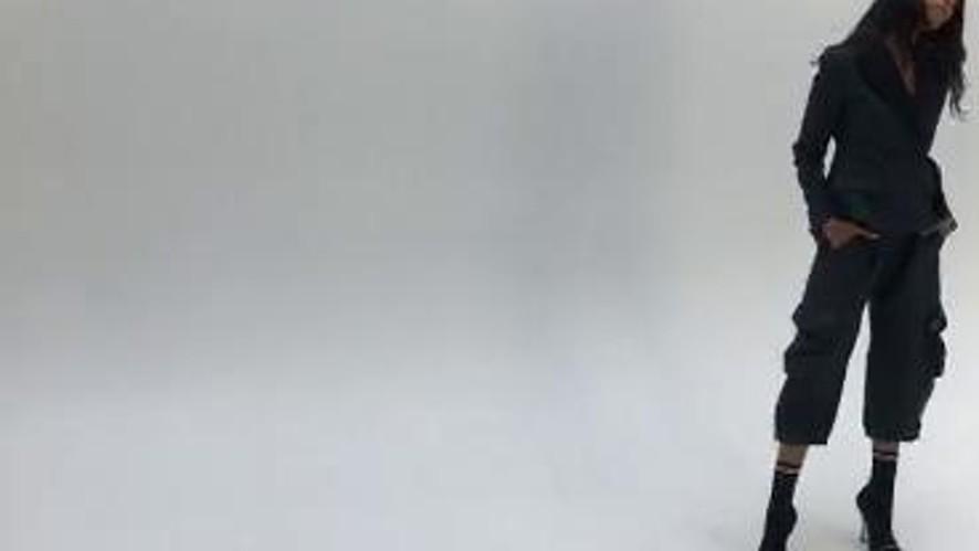 로피시엘 이탈리아 조 샐다나 화보 L'Officiel Italia Zoe Saldana