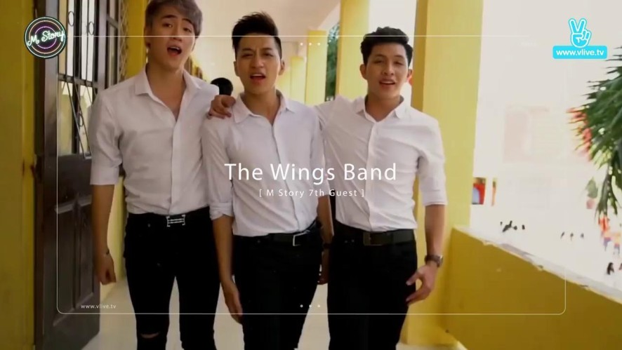 Mstory's Teaser With The Wings Band
