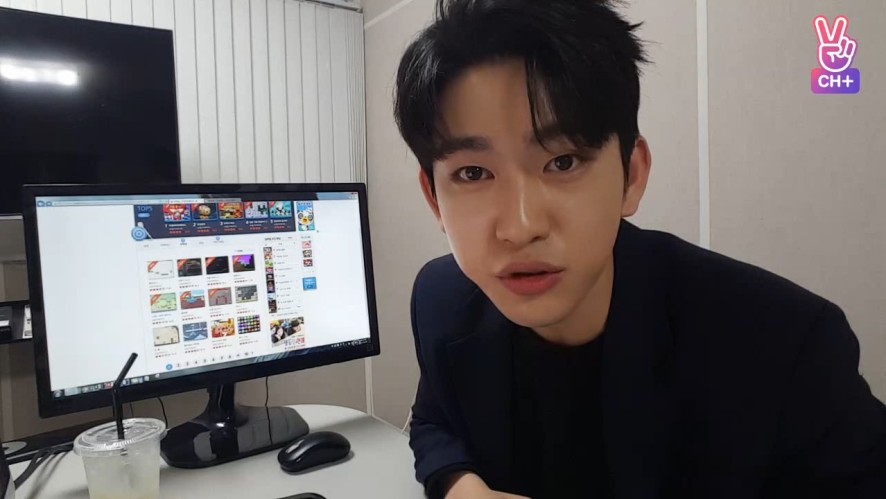 [CH+mini replay] 진영의 'Never Ever' Game Time Jinyoung's 'Never Ever' Game Time