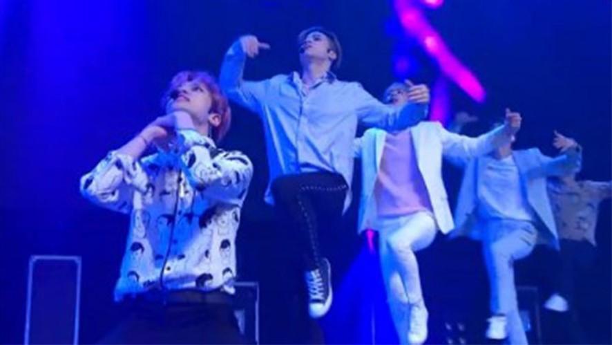 [REPLAY] 틴탑 '하이 파이브' 컴백 쇼 (TEENTOP 'HIGH FIVE' comeback show)